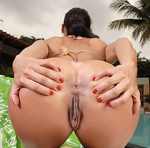 Big Brazilian Ass Porn Pictures